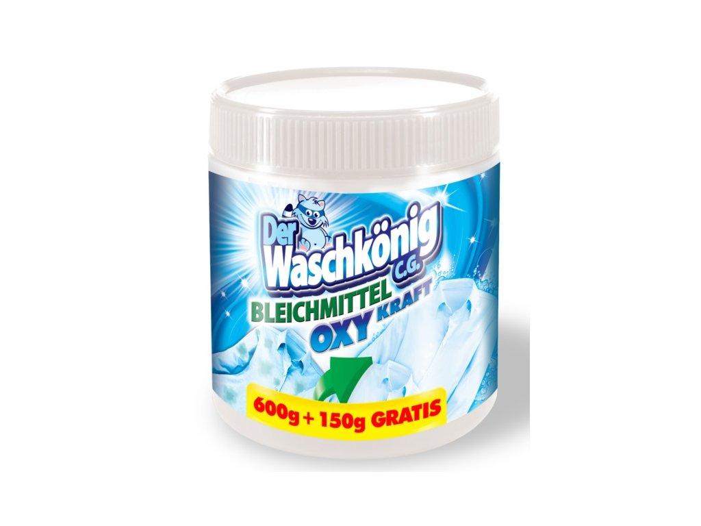 Waschkonig Oxy Kraft Bleichmittel bělidlo a odstraňovač skvrn 750 g