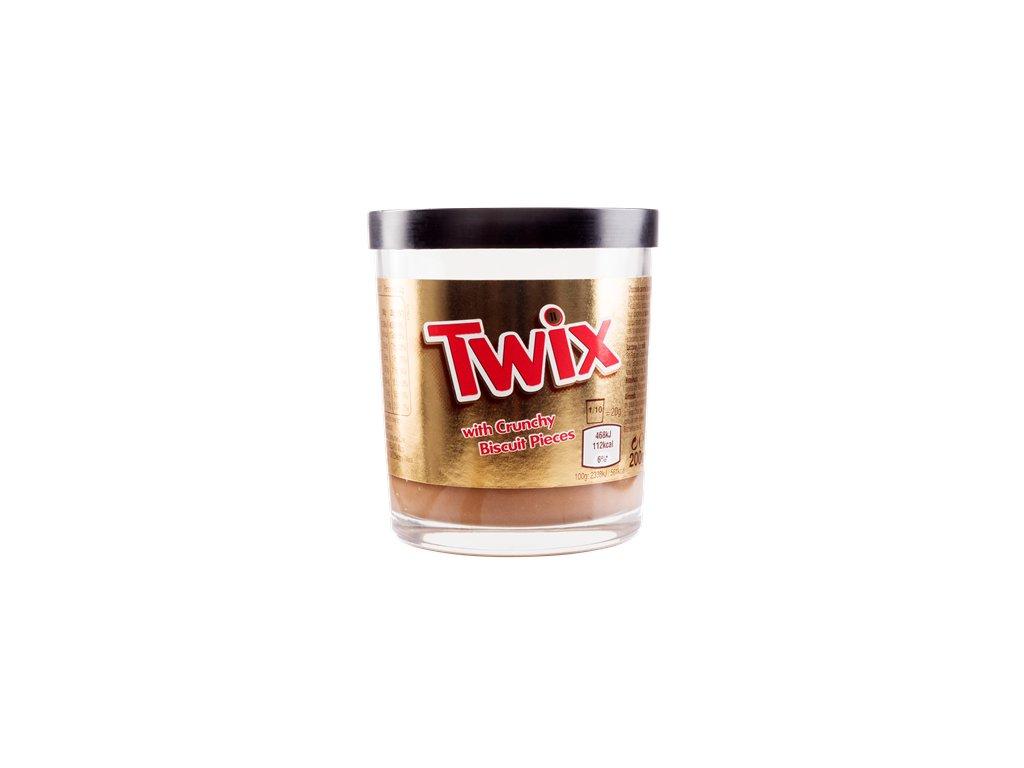 TWIX karamelovo čokoládový krém 200g