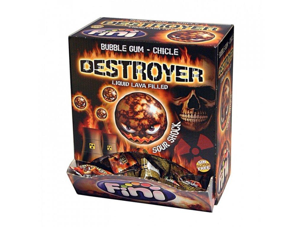 FINI Žvýkačky Destroyer 5 g BOX 200 žvýkaček