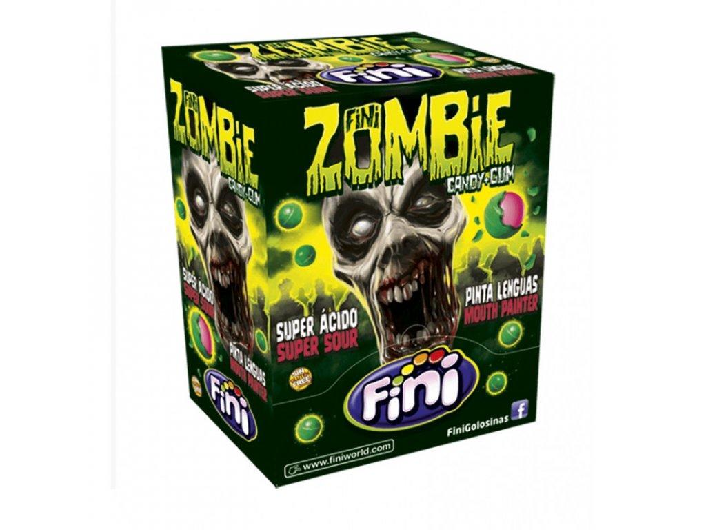 FINI Žvýkačky Zombie 5 g BOX 200 žvýkaček