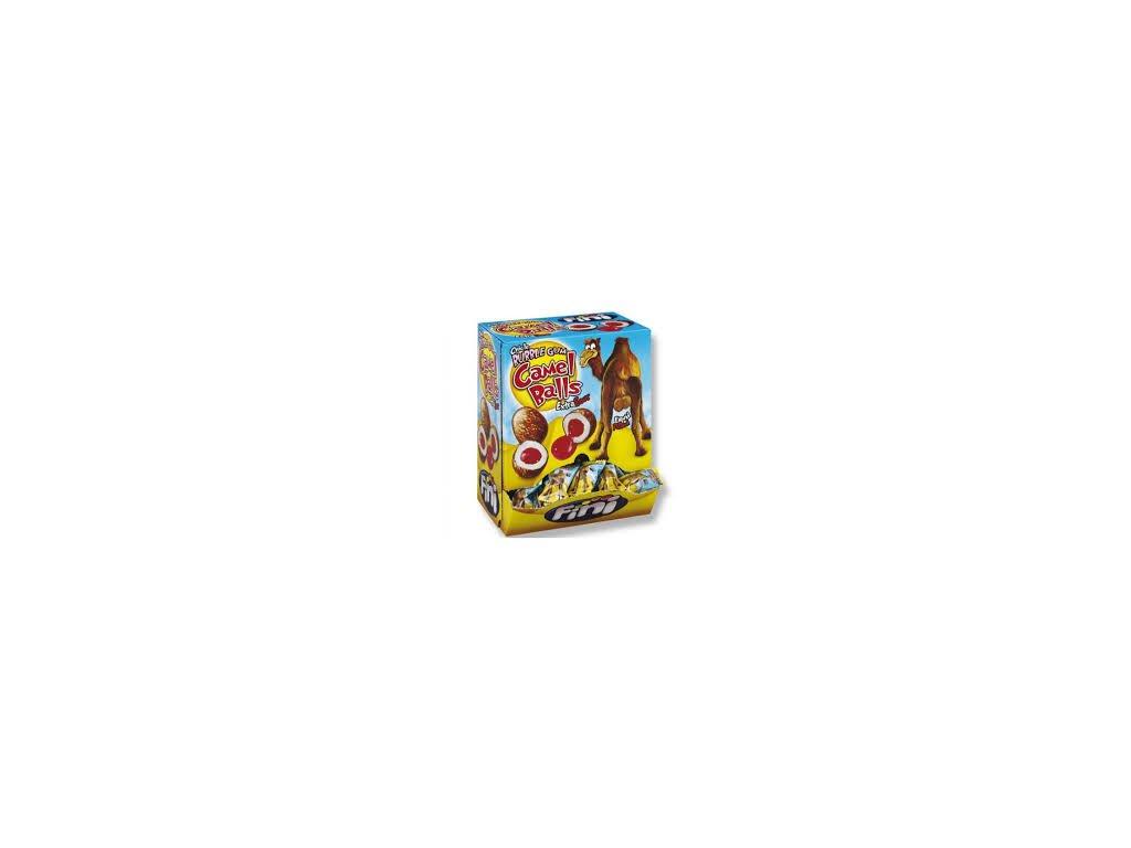 FINI Žvýkačky Camel Balls 5 g BOX 200 žvýkaček