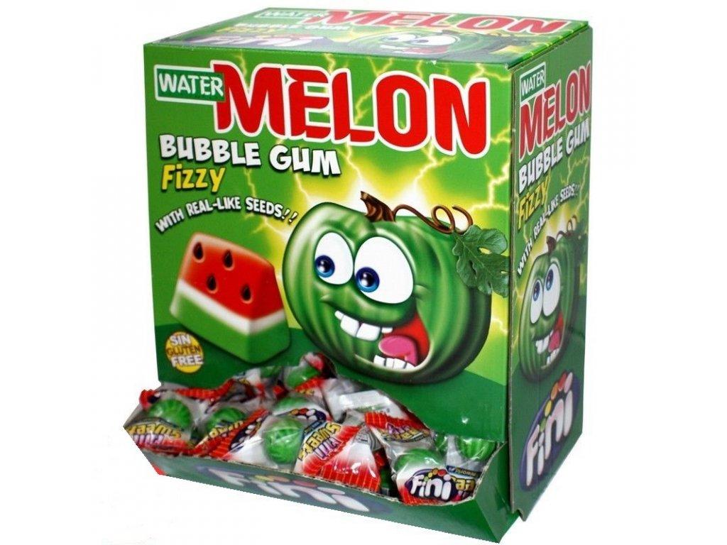 FINI Žvýkačky Watermelon 5 g BOX 200 žvýkaček