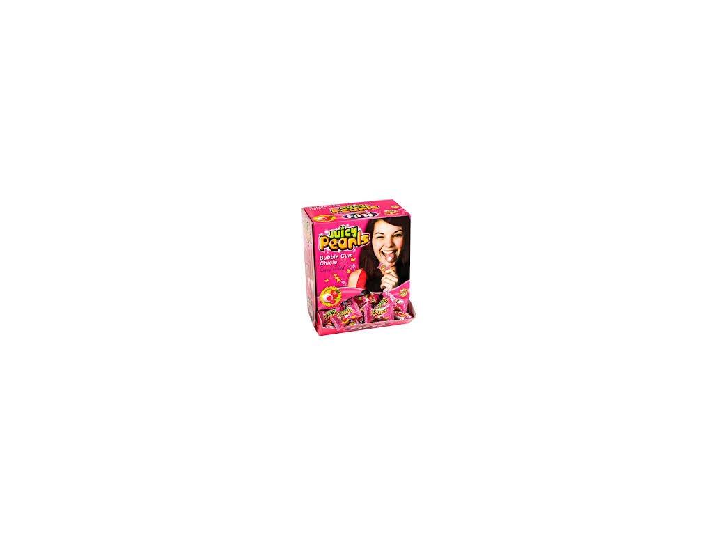 FINI Žvýkačky Juicy Pearls 5 g BOX 200 žvýkaček