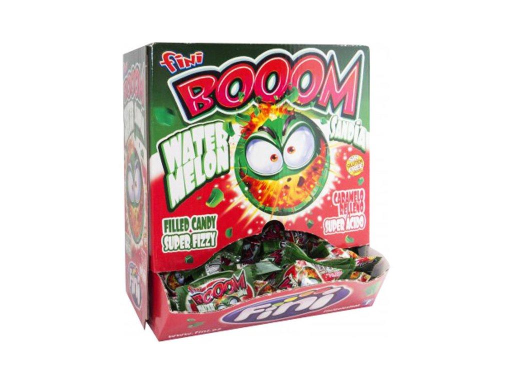 FINI Žvýkačky Booom Watermelon 5 g BOX 200 žvýkaček