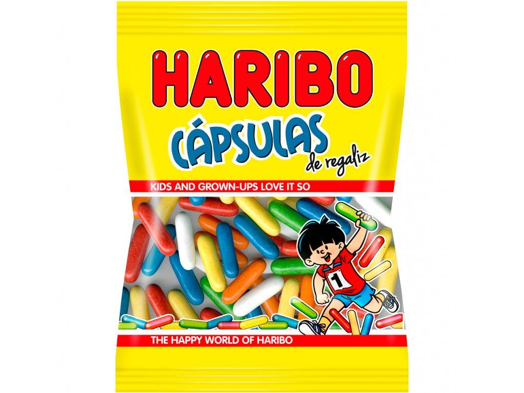 Haribo Lékořicová dražovaná cukrovinka 80g