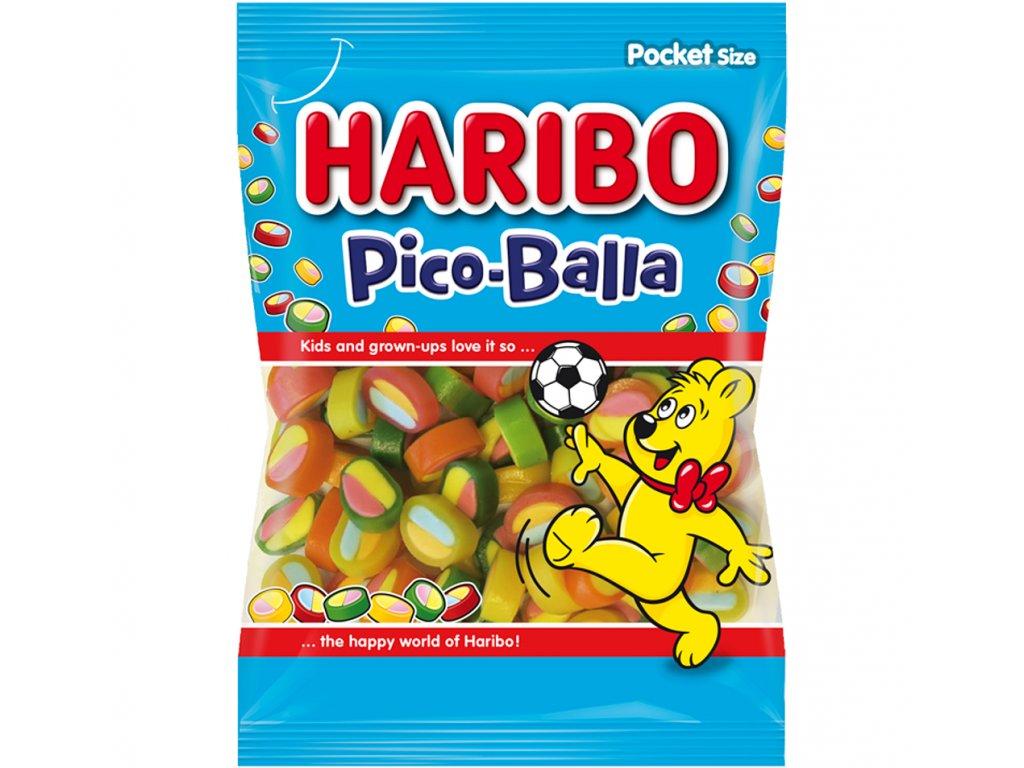 Haribo Pico balla želé s ovocnými příchutěmi 100g