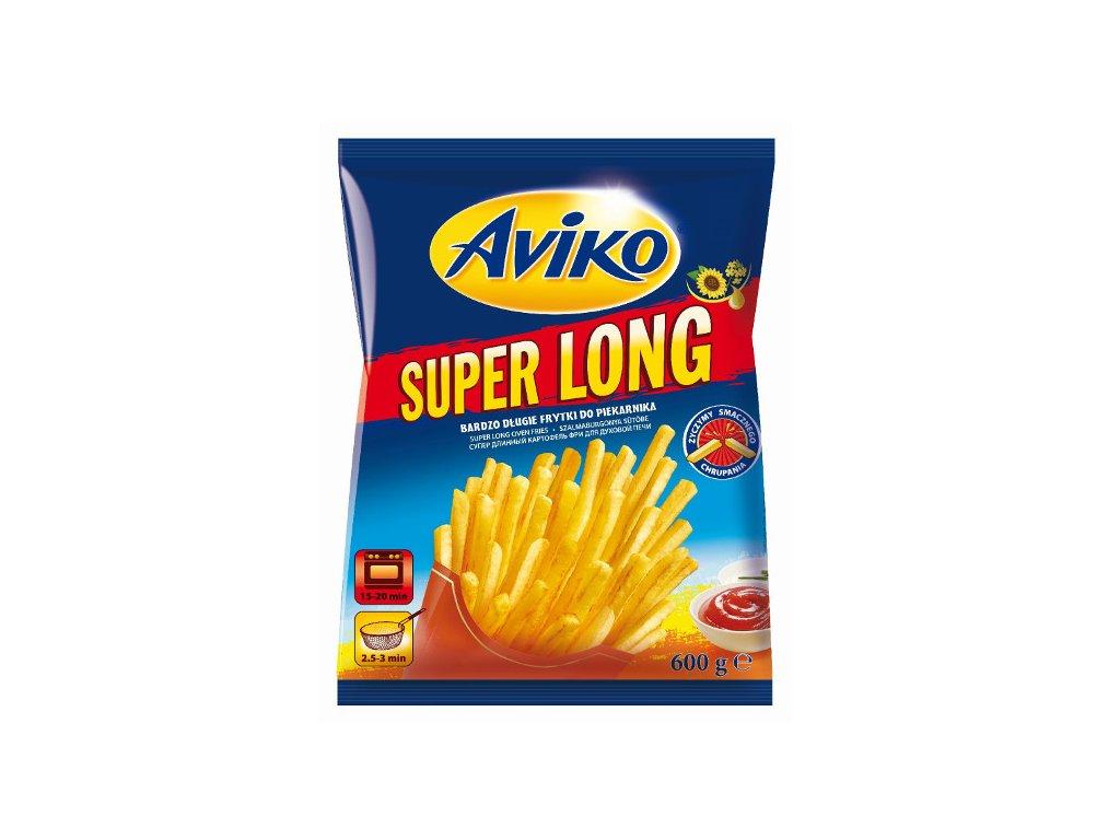 Aviko Superlong hranolky extra dlouhé  600 g