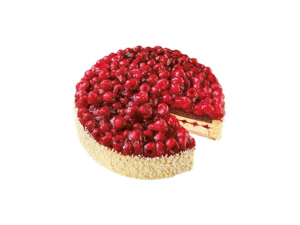 Malinový smetanový dort 1800 g