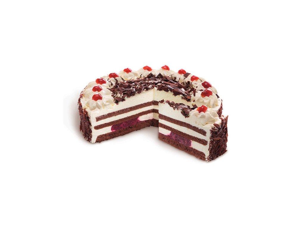 Schwarzwaldský višňový dort originál 2100 g