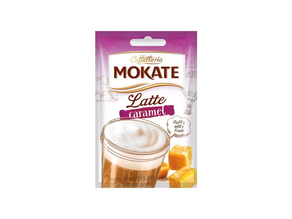 MOKATE Latte Caramel 18g