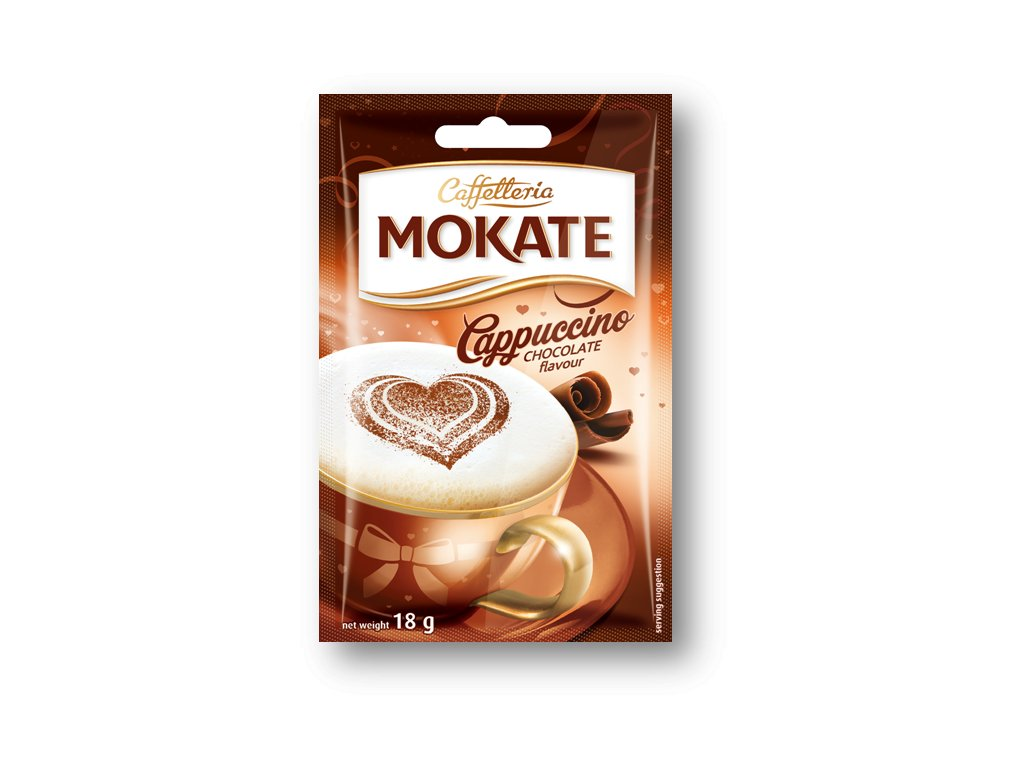 MOKATE Čokoláda 18g