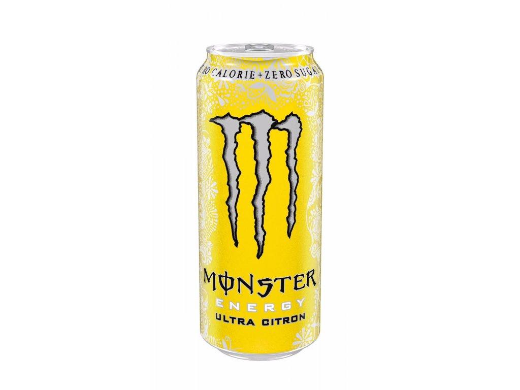 MONSTER 500ml Ultra citron