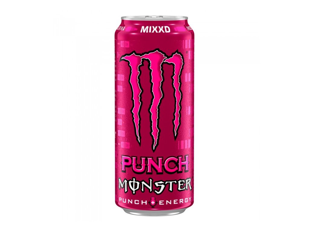 MONSTER 500ml Punch Mixxd