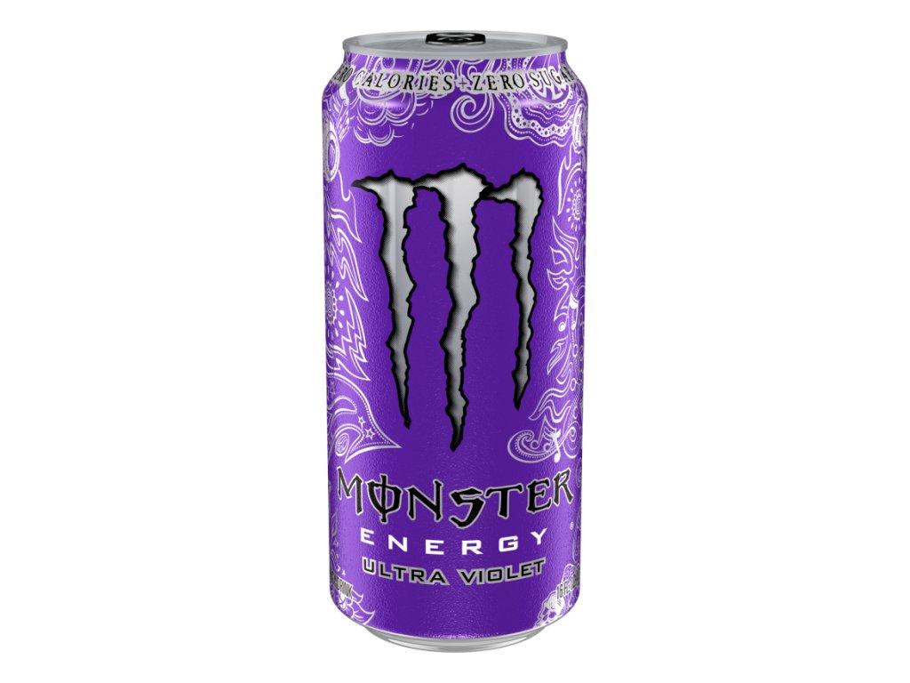 MONSTER 500ml Ultra Violet