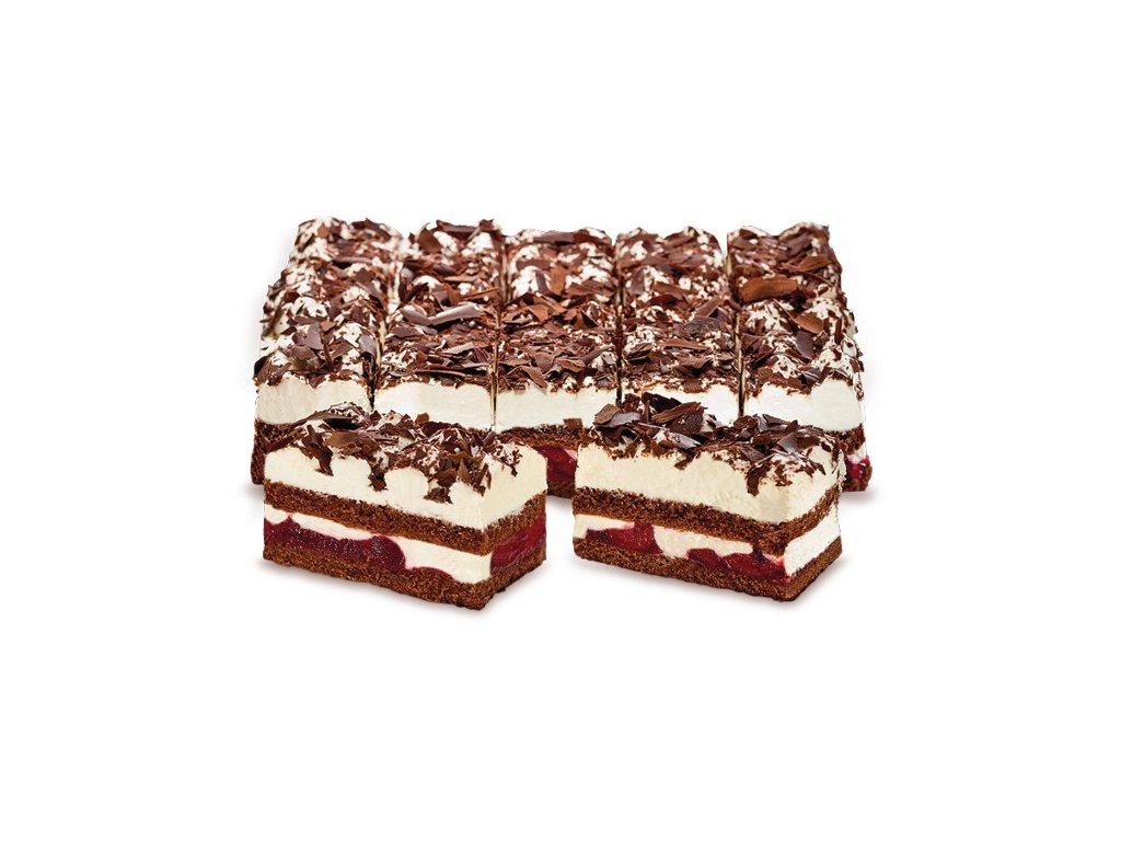 Švarcvaldský koláč  2250 g