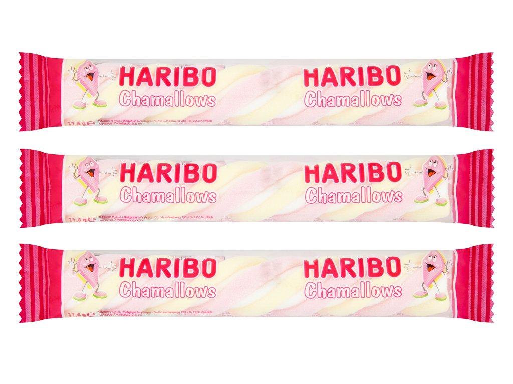 Haribo Chamallows pěnová cukrovinky 11,6g
