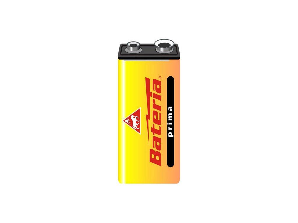Bateria Prima 6F22 - 9V