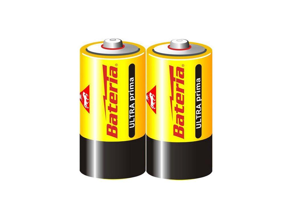 Bateria ULTRA Prima R14 - C - 1,5V