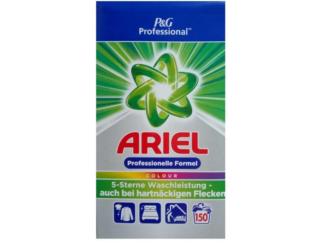 Ariel Professional prací prášek Colour 9,750kg 150 praní dovoz Rakousko