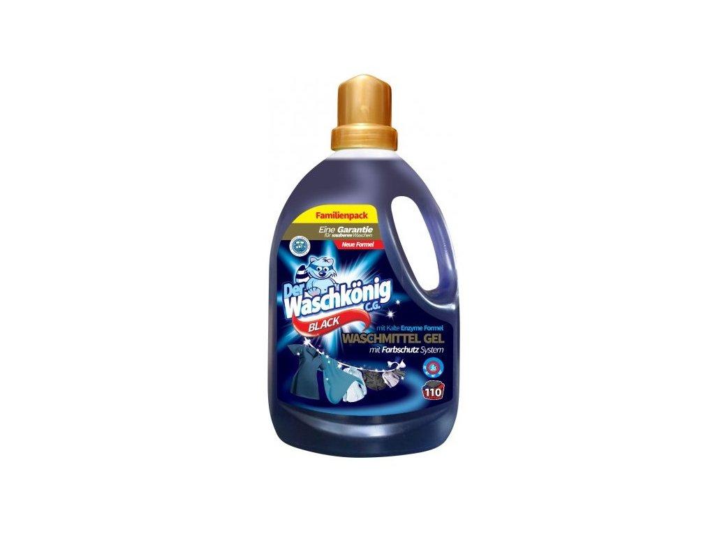 WaschKönig gel 3,375 L Black 96 praní