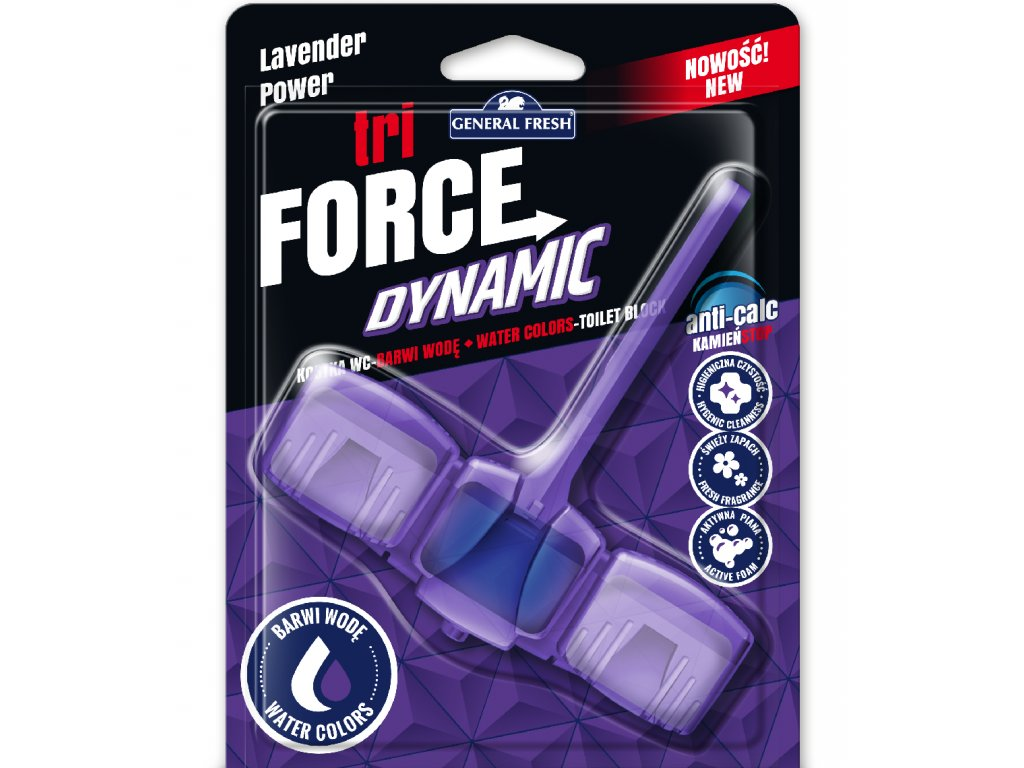 Force Tri Dynamic 45g levandule
