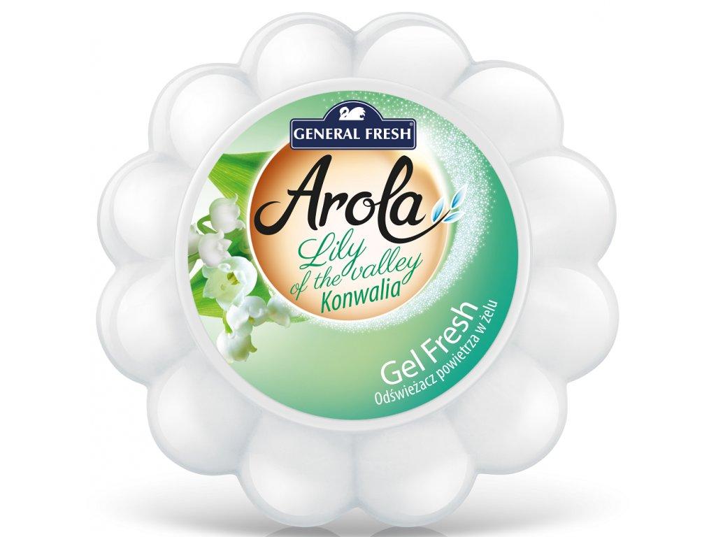 AROLA Gel Fresh 150g konvalinka