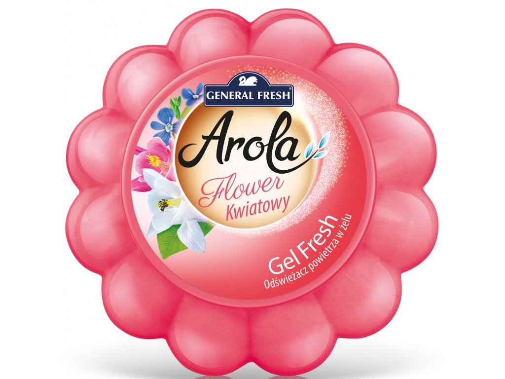 AROLA Gel Fresh 150g Květiny
