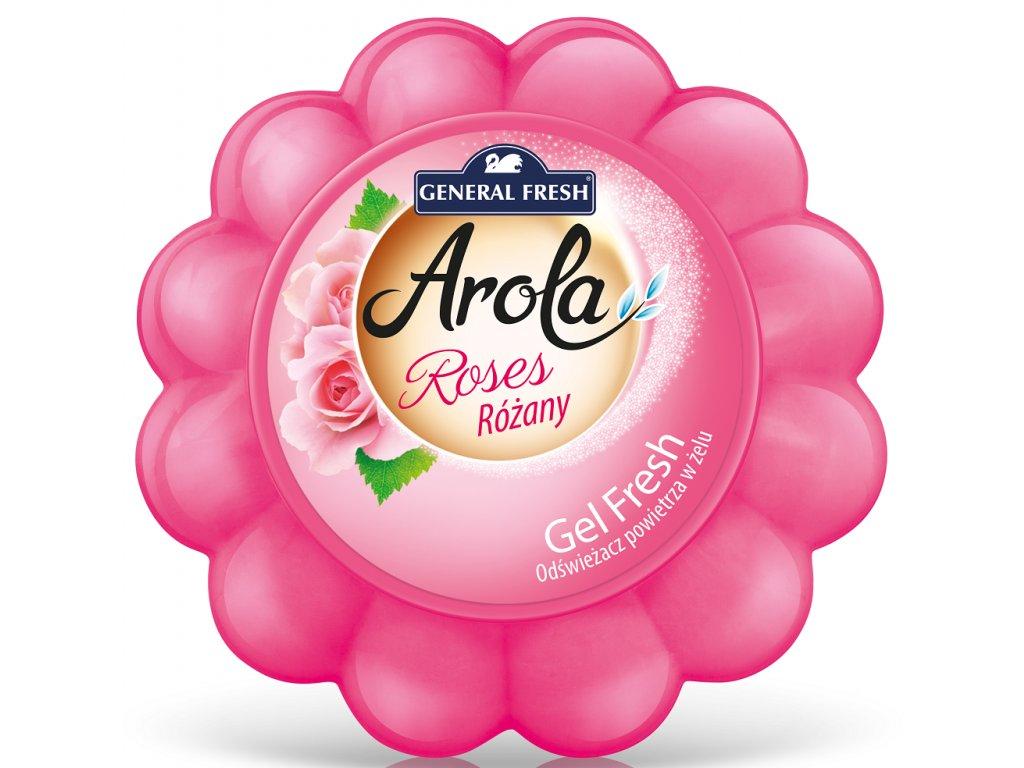 AROLA Gel Fresh 150g Růže