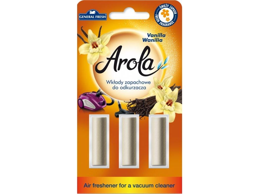 AROLA vůně do Vysavače vanilka