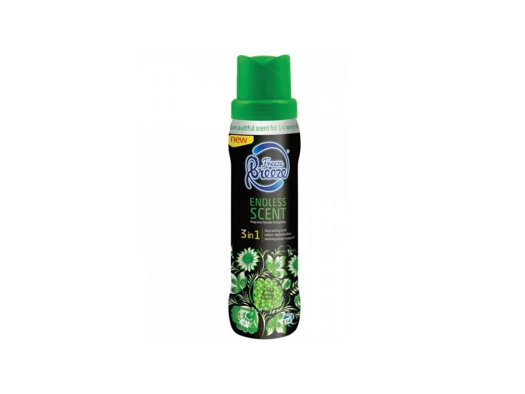 Freeze 275 g - vonné perličky do prádla zelené