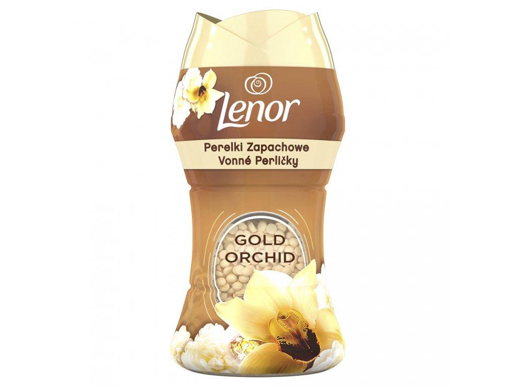 Lenor Voňavé Perličky 140g Gold Orchid