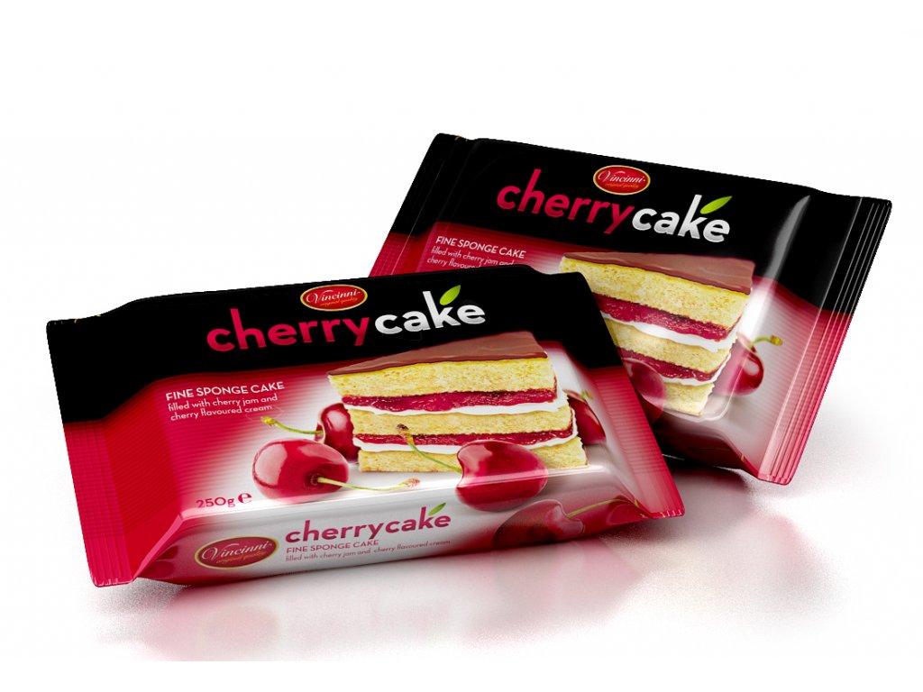 Višňový dort 250 gramů