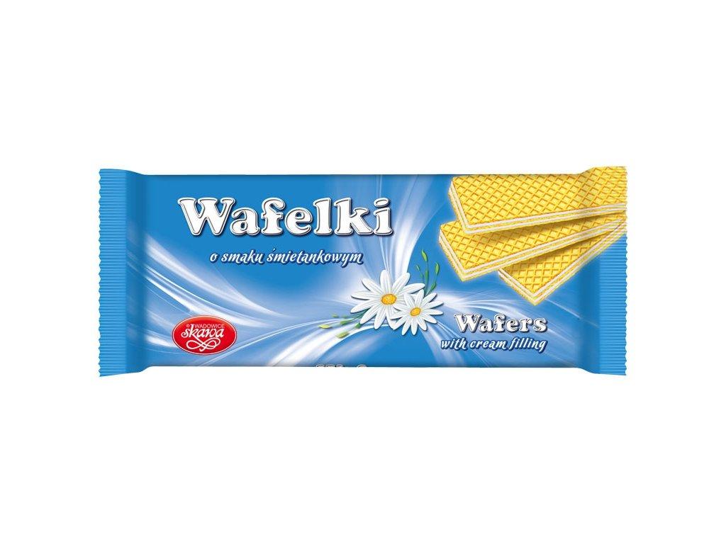 Wafelki 180 gramů Mléčné