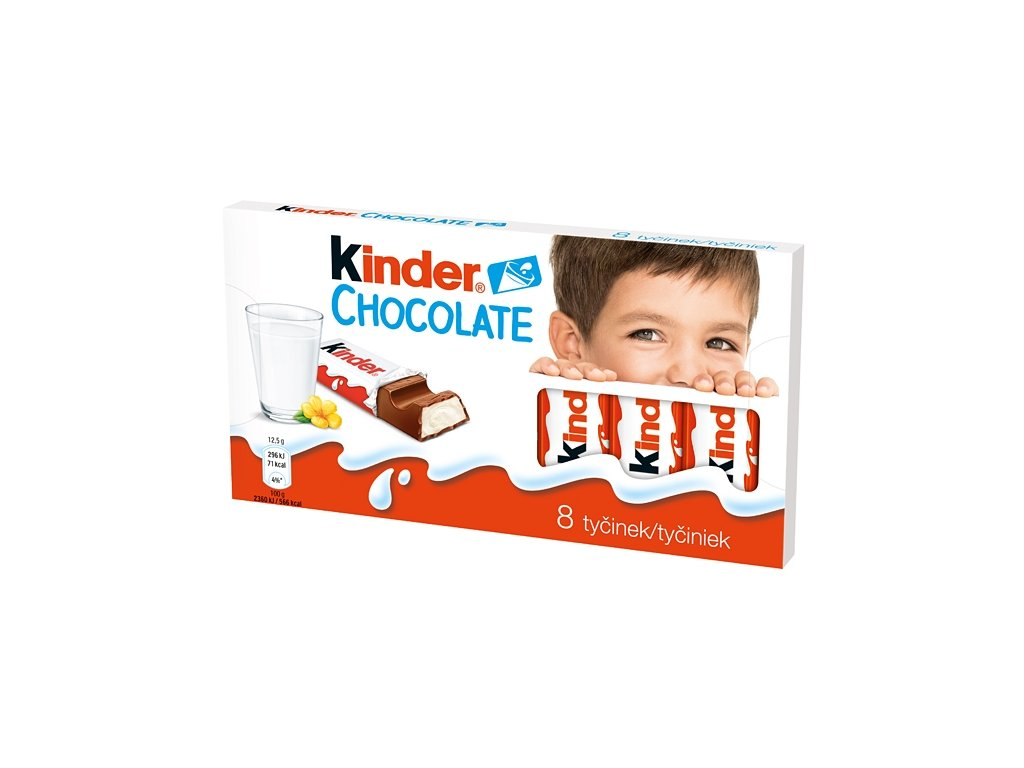 Kinder Chocolate T8 100 g