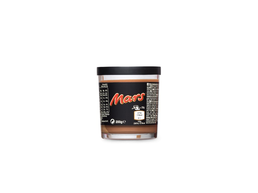 Mars čokoládový krém 200g