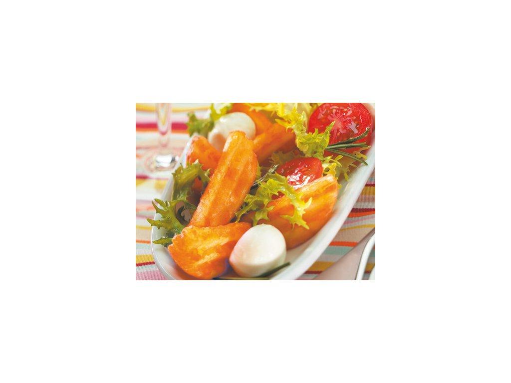 McCain BBQ Crincle Wedges (americké brambory grilovací vlnky 2,5 kg