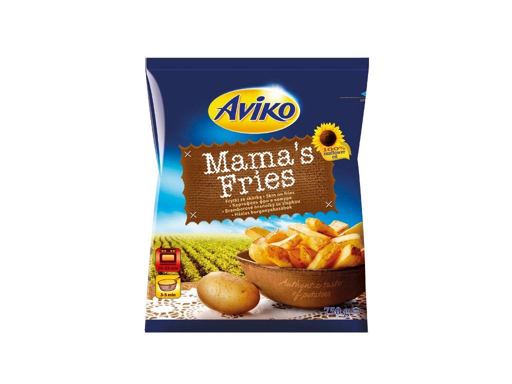Mama´s Fries (hranolky se slupkou) 750 g