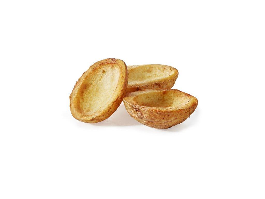 Aviko bramborové lodičky  4x2,5 kg balení 10 kg