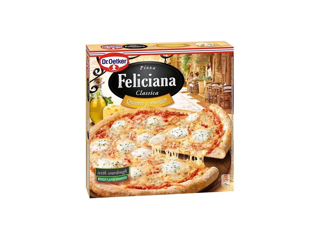 Pizza Feliciana Quattro Formaggi  325 g
