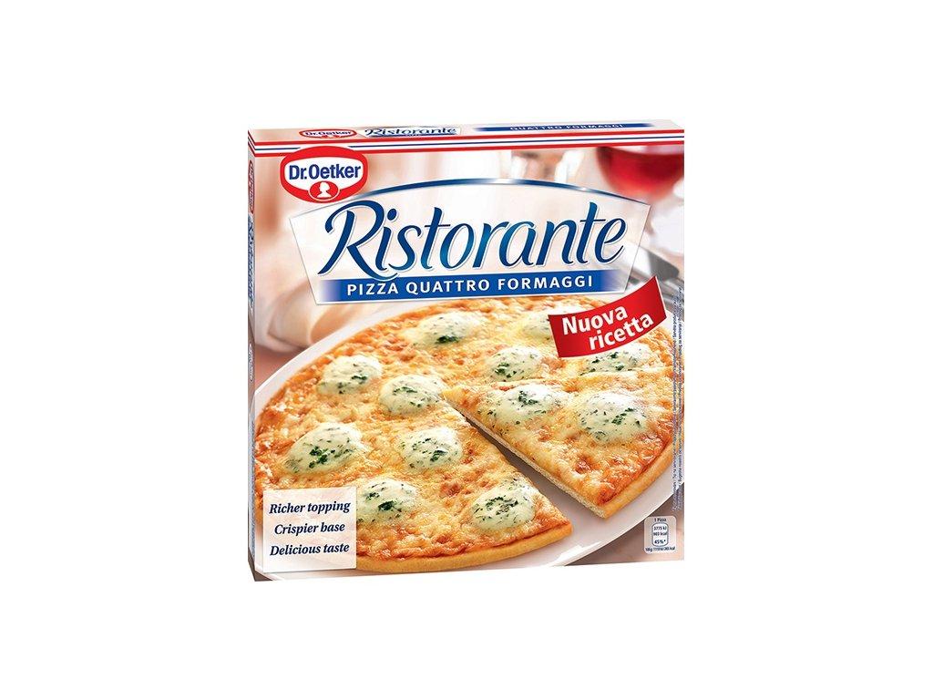 Pizza Ristorante Quattro Formaggi 340 g