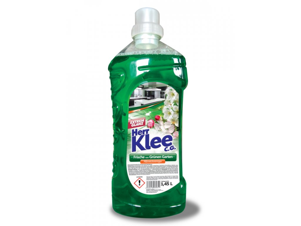 Klee Frische Grünen von Garten universální čistič podlah 1,45 L