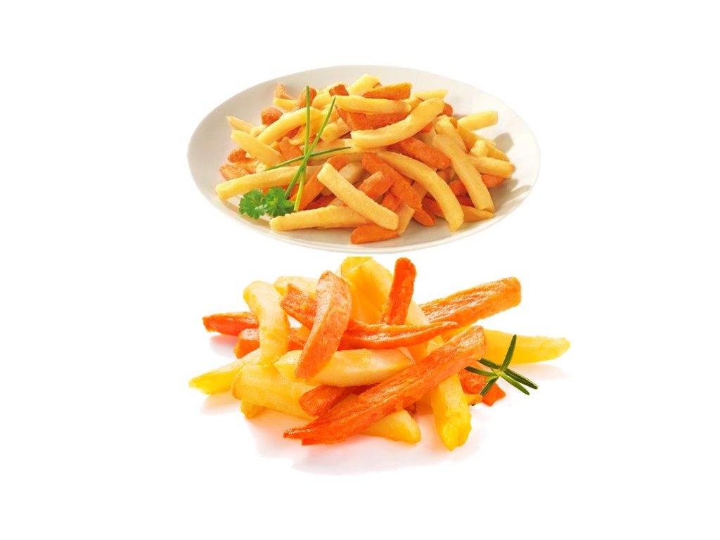 Zeleninové hranolky 2 kg