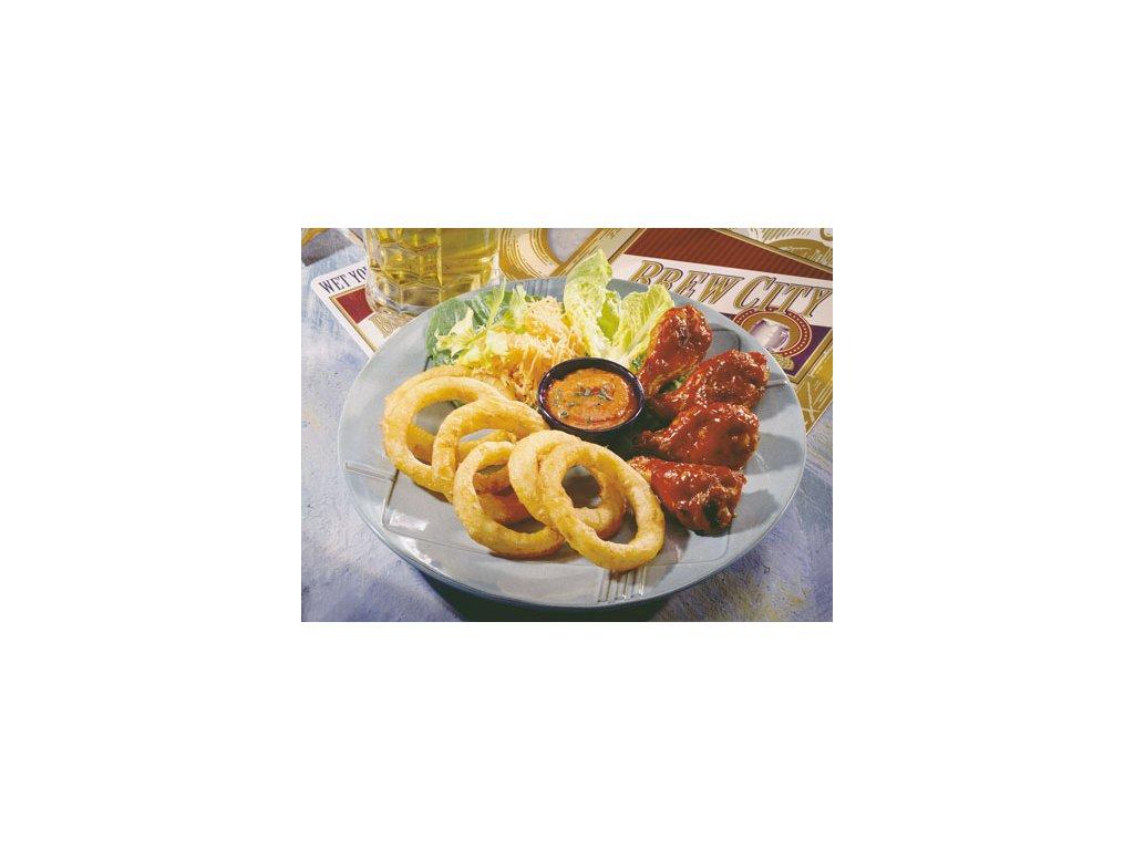 McCain Onion Rings (cibulové kroužky v pivním těstíčku) 1 kg
