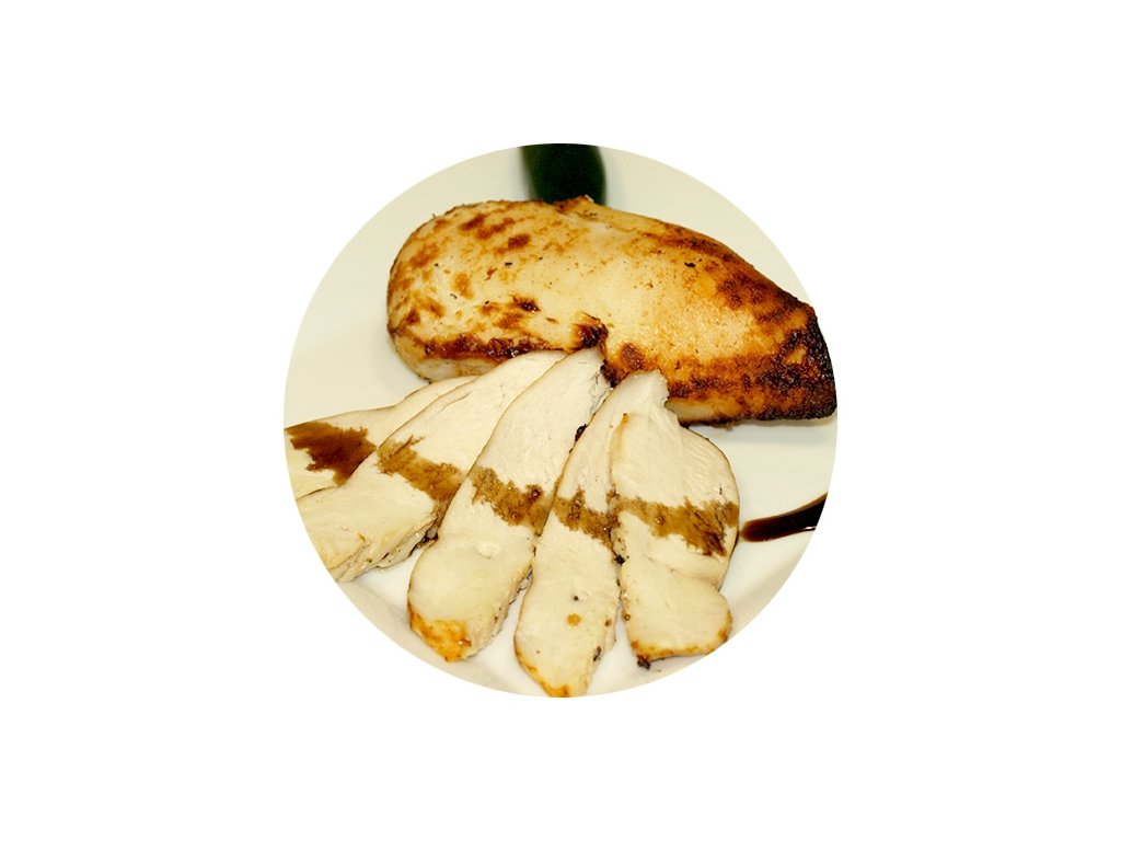 Kuřecí řízky vařené grilované 2,5 kg