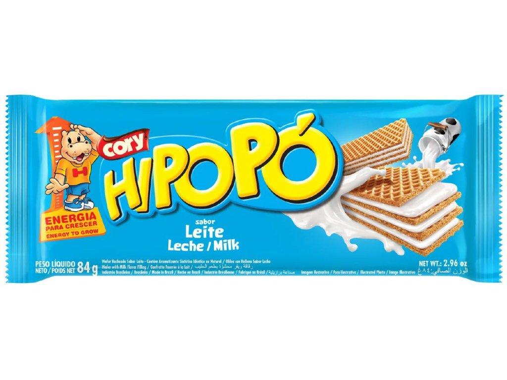 HIPOPO oplatka 84g mléčná