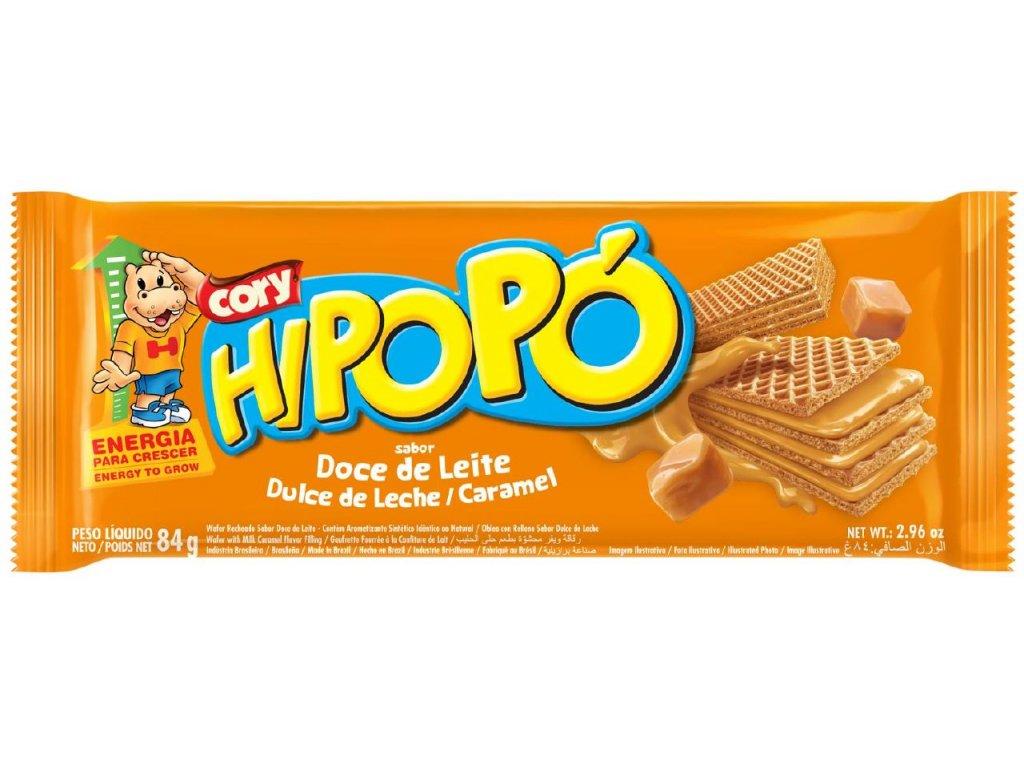HIPOPO oplatka 84g karamel