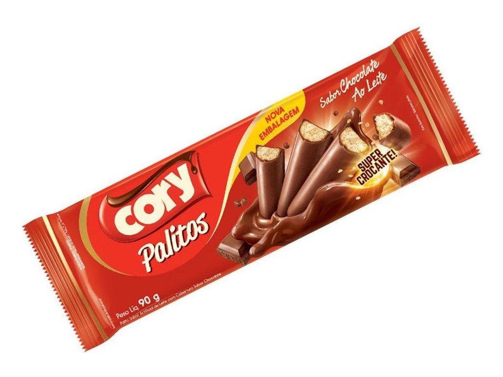 Palitos 90g sušenky v čokoládě