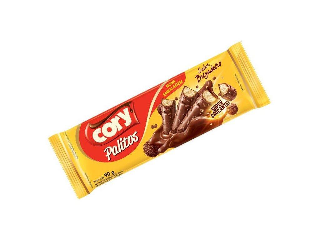 Palitos 90g sušenky v čokoládě se zdobením