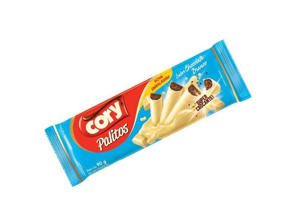 Palitos 90g sušenky v bílé čokoládě