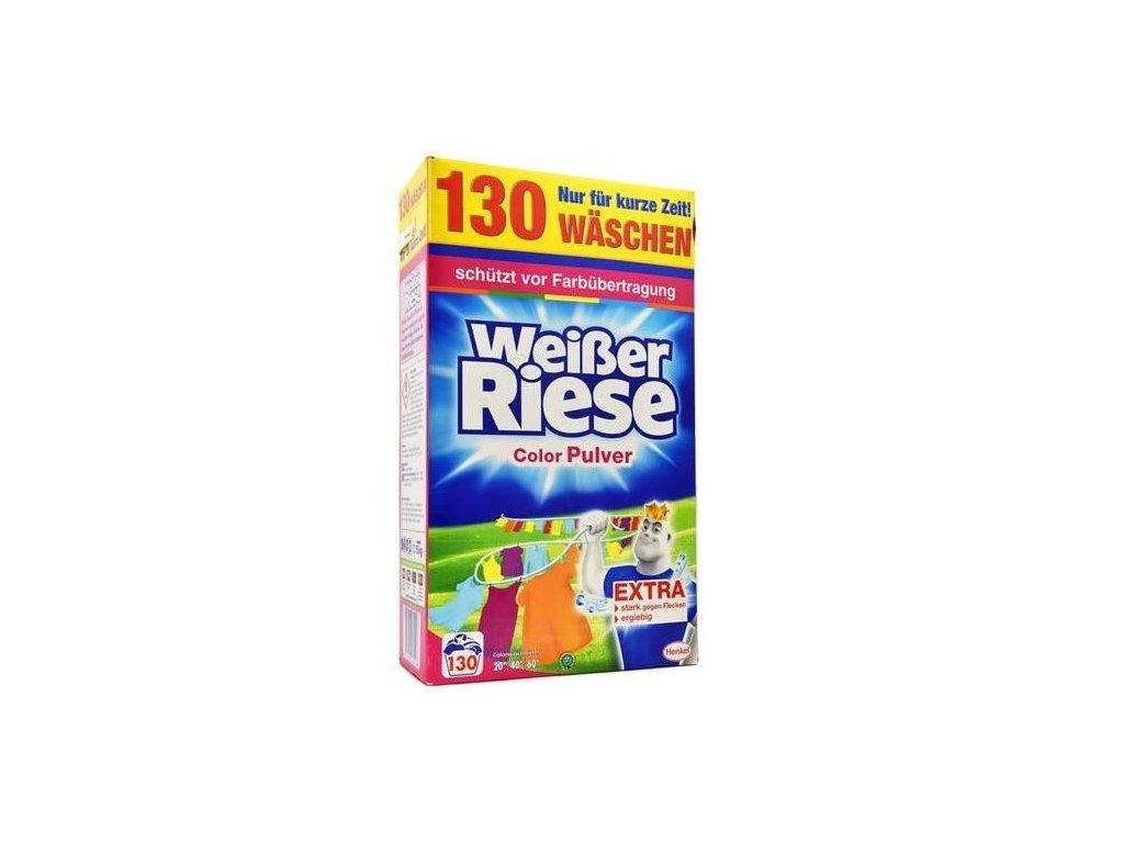 Weisser Riese prací prášek 7,15kg Color 130 praní